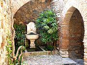 Alcazaba de Malaga, Malaga, España