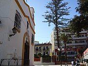 Plaza de San Miguel, Torremolinos, España