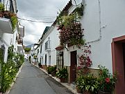 Calle Lobatas, Marbella, España