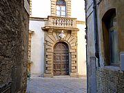 Via di Castello, Volterra, Italia