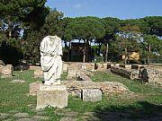Via della Vittoria, Ostia Antica, Italia