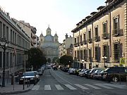 Via de San Francisco, Madrid, España