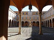 Foto de Pisa, Palazzo Arcivescobado, Italia - Patio central
