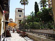 Calle de San Agustin, Malaga, España