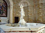 Baptisterio de San Giovanni, Volterra, Italia