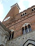 Palazzo Pubblico, Siena, Italia