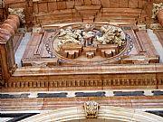 Plaza del Obispo , Malaga, España