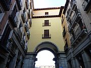 Calle Toledo, Madrid, España