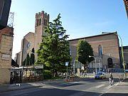Viale Curtatone, Siena, Italia