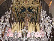 Iglesia de San Juan, Malaga, España