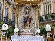 Calle de Granada, Malaga, España
