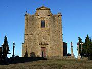 Iglesia de San Giusto, Volterra, Italia