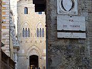 Via dei Termini, Siena, Italia