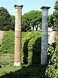Foto de Ostia Antica, Ruinas de Ostia, Italia - Armonia intima