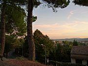 Via Quercechio, San Gimignano, Italia