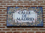 Calle de Madrid, Madrid, España