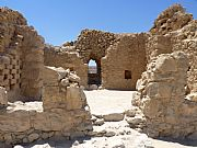 Columbario, Masada, Israel
