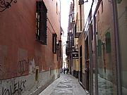 Calle Fresca, Malaga, España