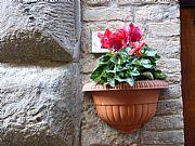 Via dei Sarti, Volterra, Italia