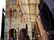 Piazza delle Erbe, San Gimignano, Italia