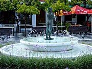 Plaza del Ayuntamiento, Benalmadena, España
