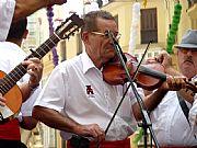 Calle de Larios, Malaga, España