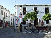 Centro historico, Benalmadena, España