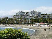 Playa del Duque, Marbella, España