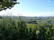 Via dei Filosofi, Montepulciano, Italia
