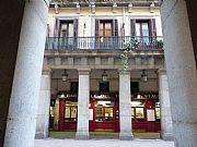 Calle de Ciudad Rodrigo, Madrid, España