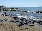 Playa de Calahonda, Mijas, España