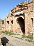 Foto de Ostia Antica, Ruinas de Ostia, Italia - Horrea Epaphroditiana