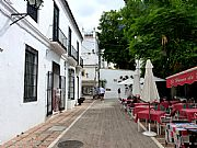 Calle Chinchillas, Marbella, España