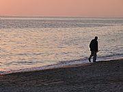 Foto de Marbella, Playa de Elviria, España - Caminante no hay caminos...