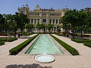 Jardines de Pedro Luis Alonso, Malaga, España