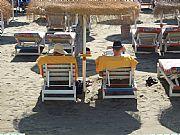 Playa del Bil-Bil, Benalmadena, España