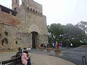 Porta San Giovanni, San Gimignano, Italia
