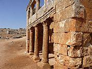 Ruinas de Sergilla, Sergilla, Siria