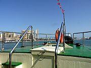 Foto de Malaga, Puerto de Malaga, España - A bordo de La Pinta