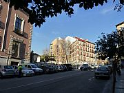 Via de San Francisco, Madrid, España