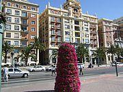 Foto de Malaga, Plaza de la Marina, España - Plaza de la Marina