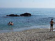 Playa de la Viborilla, Benalmadena, España
