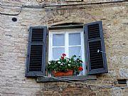 Via Guglielmo Marconi, San Gimignano, Italia