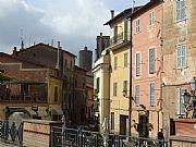 Corso Vittorio Emanuele, Nemi, Italia