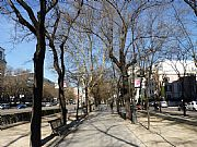 Paseo de la Castellana, Madrid, España