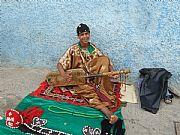 Kasbah de los Ouidaias, Rabat, Marruecos