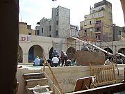 Barrio de Jam Al-Jalili, El Cairo, Egipto