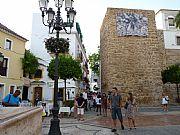 Calle de la Muralla, Marbella, España