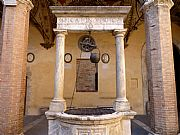 Palazzo Chigi, Siena, Italia