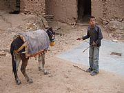Kasbah de Tinghir, Tinghir, Marruecos